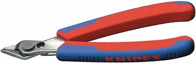£19.39 • Buy Knipex Electronic Wire Side Cutter Snips With Bevel 78 03 125 Fine Super Knips