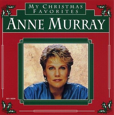 My Christmas Favorites By Anne Murray. CD. 1995. • 6.76$