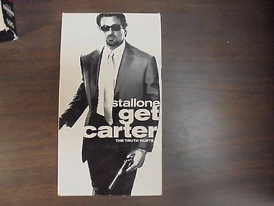 ~~~USED~~~Get Carter  VHS Tapes  • 3.57£