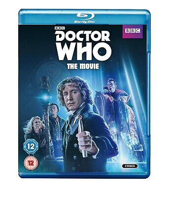 Doctor Who: The Movie [Blu-ray] • 8.99£