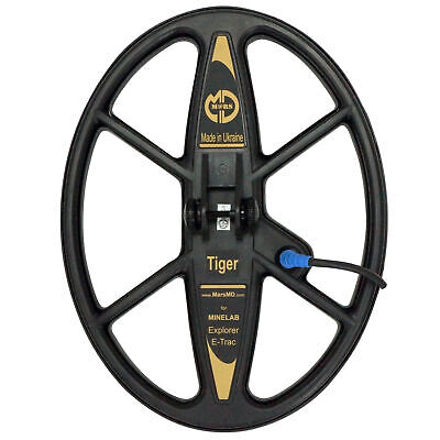 """£131.62 • Buy Mars Tiger 13 X10"""" DD WaterproofSearch Coil For Minelab Explorer And E-TRAC"""