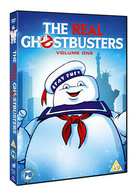 £3.47 • Buy The Real Ghostbusters: Volume 1 DVD (2016) Jean Chalopin Cert PG 2 Discs