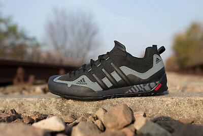 $ CDN98.82 • Buy Adidas Terrex Swift Solo D67031 Black Men Shoes Outdoor Trekking Walking New