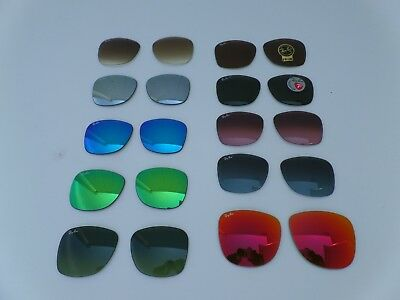 df0a07969b1 New Ray Ban Replacement Lenses RB2140   RB4105 Wayfarer 100% Authentic •  43.00