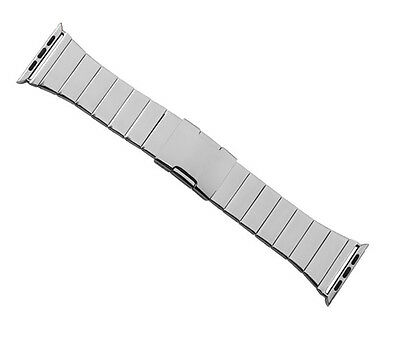 $ CDN47.96 • Buy Stainless Steel Watch Band Strap For (Fit) Apple Watch 42mm IWatch