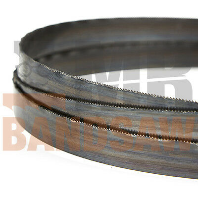 £16.79 • Buy 114  (2896mm) X 1/2  X .025  BANDSAW BLADE VARIOUS TPI, FITS STARTRITE 351S