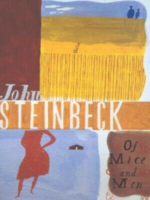 Of Mice And Men By John Steinbeck (Paperback) Expertly Refurbished Product • 2.18£
