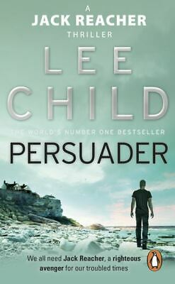 A Jack Reacher Novel: Persuader By Lee Child (Paperback) FREE Shipping, Save £s • 3.60£