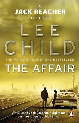 The Affair By Lee Child (Paperback) Value Guaranteed From EBay's Biggest Seller! • 3.38£