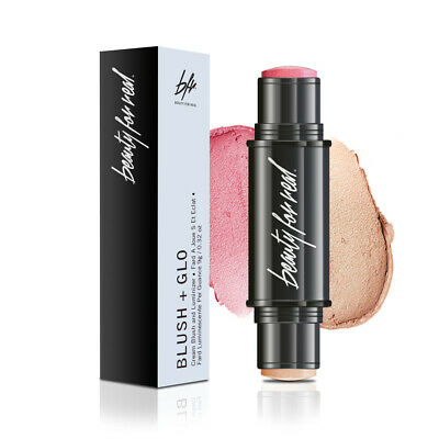 £17.04 • Buy Beauty For Real Blush + Highlighter Stick, Cream-to-Powder Formula, 0.32 Oz