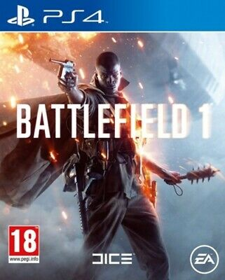 £4.04 • Buy Battlefield 1 (PS4) PEGI 18+ Shoot 'Em Up Highly Rated EBay Seller Great Prices