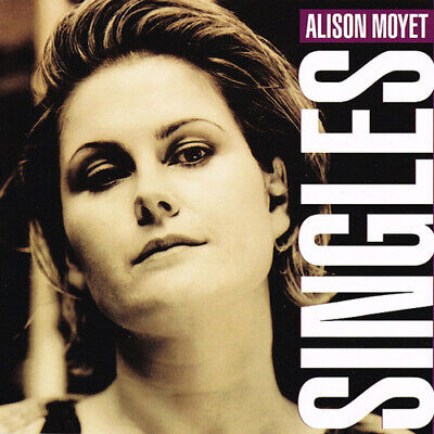 Alison Moyet : Singles CD (1999) Value Guaranteed From EBay's Biggest Seller! • 2.11£