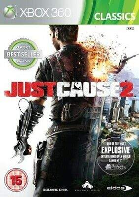 £2.92 • Buy Just Cause 2 (Xbox 360) Adventure Value Guaranteed From EBay's Biggest Seller!