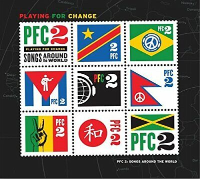 Playing For Change - Playing For Change - Songs Around The World Volume 2 [CD] • 12.72£