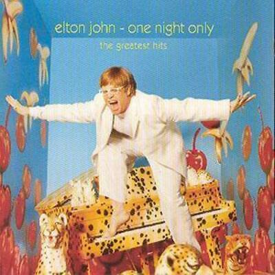 £2 • Buy Elton John : One Night Only: The Greatest Hits CD (2000) FREE Shipping, Save £s