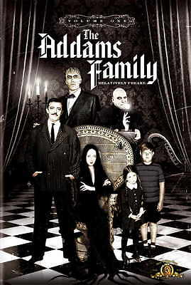 $ CDN23.80 • Buy THE ADDAMS FAMILY Movie POSTER 27x40