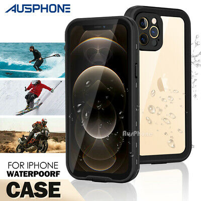 AU14.95 • Buy Waterproof Shockproof Cover Case For IPhone 11 12 Mini Pro Max XS XR 7 8 Plus