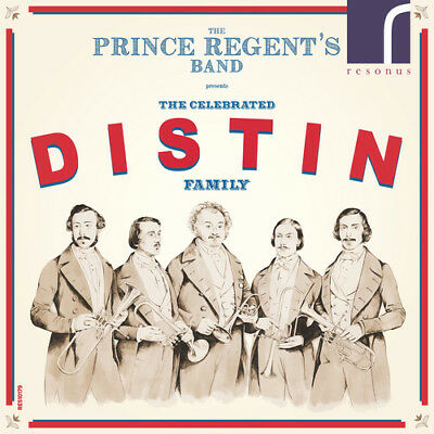 The Prince Regent's Band : The Prince Regent's Band Presents The Celebrated • 14.05£