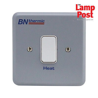 £39.99 • Buy BN Thermic CS-4 - Control Switch For Single Lamp Halogen Heater