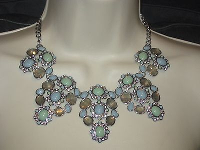 $ CDN29.05 • Buy Lia Sophia FONDANT NECKLACE -LOTS OF SPARKLE -$148 BEAUTIFUL FOR THE HOLIDAYS
