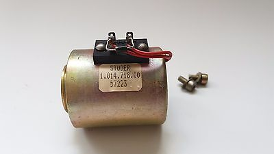 $35 • Buy Studer A810 Tape Lift Solenoid