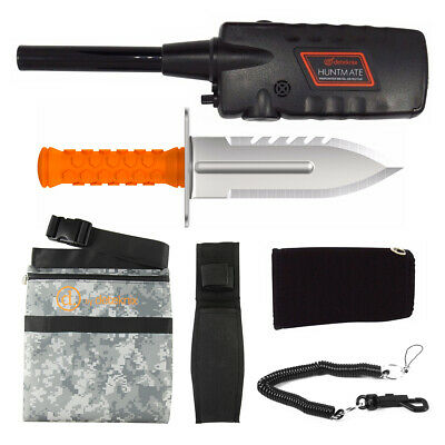 Quest XPointer Huntmate - Black, Camo Pouch, Diamond Digger Tool Left & Lanyard • 72.25£