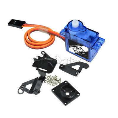 AU8.32 • Buy SG90 9G Micro Servo Motor RC Robot Arm Helicopter Airplane Remote Control