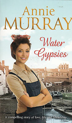 Water Gypsies By Annie Murray, Book, New (Paperback) • 5.99£