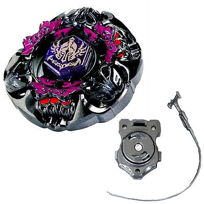 $5.99 • Buy 4D Beyblade BB80 With Launcher Gravity Destroyer Perseus AD145WD Metal Masters