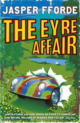 £3.18 • Buy The Eyre Affair By Jasper Fforde (Paperback) Incredible Value And Free Shipping!