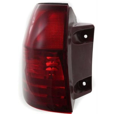 $68.79 • Buy New Tail Light (Driver Side, Outer) For Toyota Sienna 2004 To 2005