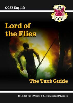 £1.49 • Buy GCSE English: Lord Of The Flies: The Text Guide (Hardback) Fast And FREE P & P