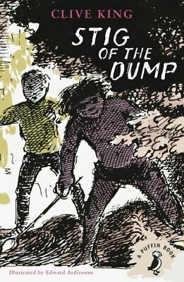 Stig Of The Dump By Clive King (Paperback) Highly Rated EBay Seller Great Prices • 4.48£
