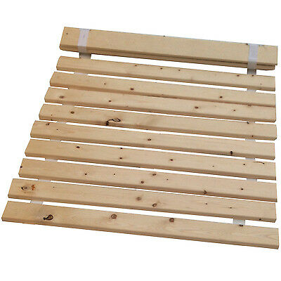 Single Wooden Bed Slats -Replacement Bed Slats For 3FT Single Bed  = 90cm • 28.99£