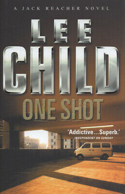 £3.39 • Buy One Shot By Lee Child (Hardback) Value Guaranteed From EBay's Biggest Seller!