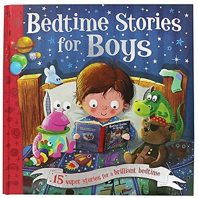 £3.10 • Buy First Bedtime Stories For Boys By Igloo Books
