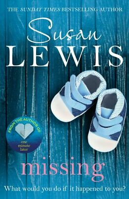 £3 • Buy Missing By Susan Lewis (Paperback) Value Guaranteed From EBay's Biggest Seller!