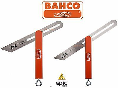 BAHCO Aluminium Sliding Angle Bevel With Stainless Steel Blade, 200mm Or 250mm • 14.90£