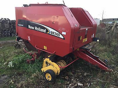 £0.99 • Buy New Holland Round Balers Breaking Most Models