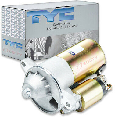 $69.71 • Buy TYC Starter Motor For 1991-2003 Ford Explorer 4.0L V6 Bh