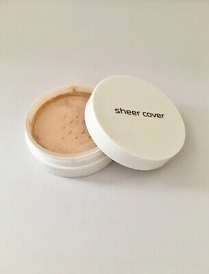 £17.65 • Buy Sheer Cover Foundation Perfect Shade Mineral Foundation Medium 1.5 G Travel Size