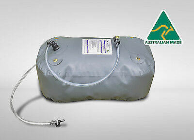 AU235.95 • Buy Water Bladder 60L: Box Type Water Tank For SUV, 4wd And 4x4 Accessories