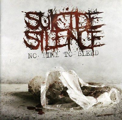 Suicide Silence - No Time To Bleed [CD] • 12.02£