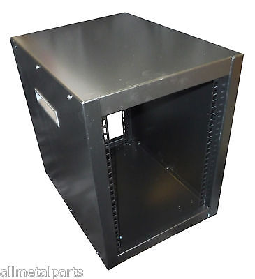 8U HALF RACK CABINET For 10.5 Inch Panels 435mm Deep  • 90.48£