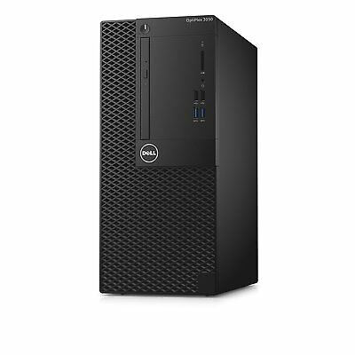 Dell OptiPlex 3000 3050 Desktop Computer -Intel I5-7500 3.4GHz 8GB RAM 500GB HDD