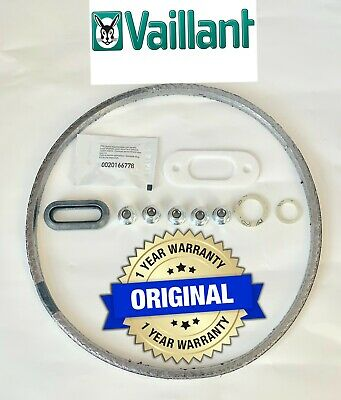 £12.99 • Buy Vaillant Ecotec Plus 415 418 428 438 Combustion Chamber Seal Gasket 0020038679