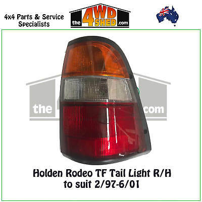Holden Rodeo Tf 2001 | Compare Prices on Dealsan
