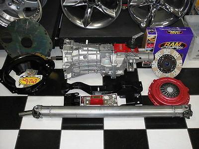 $4995.72 • Buy 1986-1995 Mustang 5.0 Tremec Magnum T-56 Conversion TUET11010 Or TUET11011