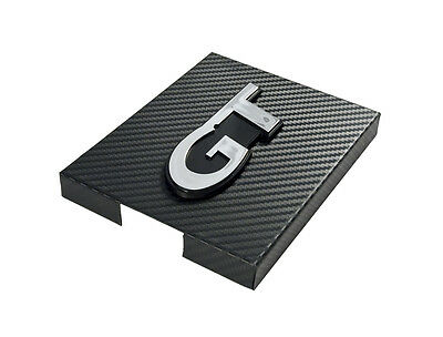 $35.95 • Buy 1998-2004 Mustang Carbon Fiber Stainless Engine Fuse Box Cover W/ GT Emblem