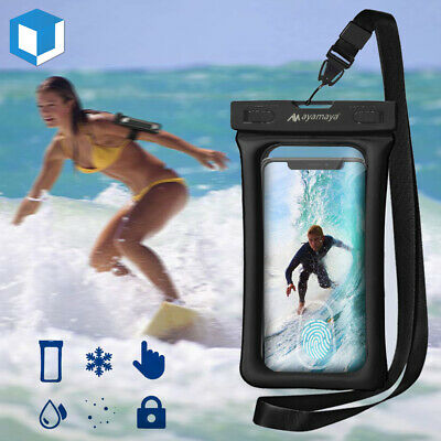 AU10.47 • Buy Swim Underwater Waterproof Dry Bag Pouch Case Cover For IPhone 11/12/XS /Samsung